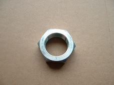 37-1052, W1052  Nut for Triumph Q/D wheel, drive side